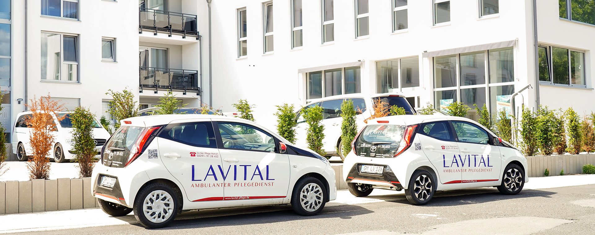 Lavital Fahrzeuge